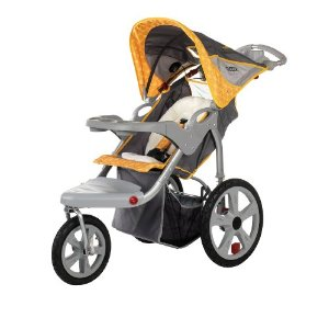 InStep Grand Safari Swivel Wheel Jogger
